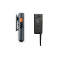 Scantronic 726REUR-50 Hand-Held Double Action Personal Attack Transmitter-External Aerial